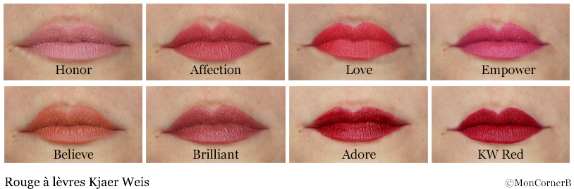 Lipstick By Kjaer Weis
