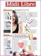 cosmetique bio Midi Libre