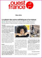 cosmetique bio Ouest France