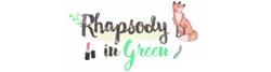 cosmetique bio Rhaspody in green