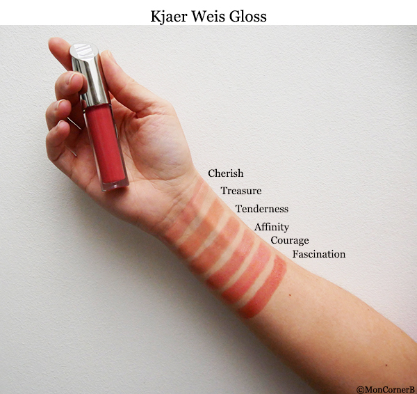 Kjaer Weis Lip Gloss | Organic Cosmetics